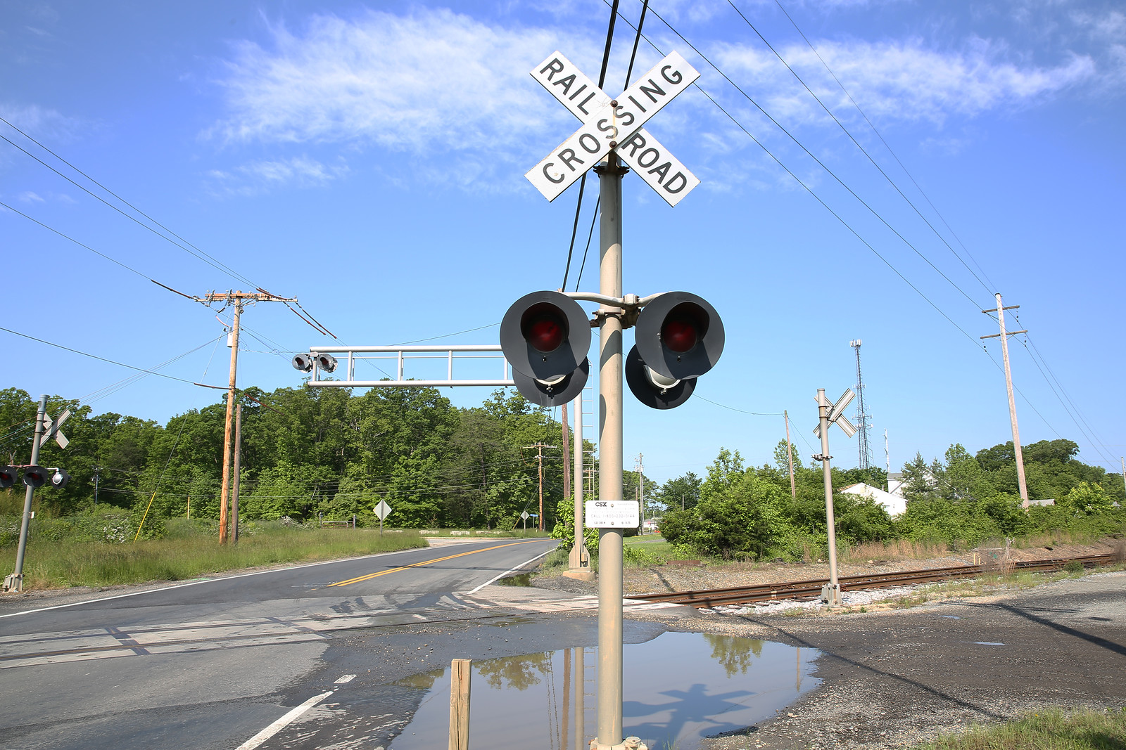 Clinton Maryland – Natural Gas Pipeline Path Contractor – Ferreira Construction