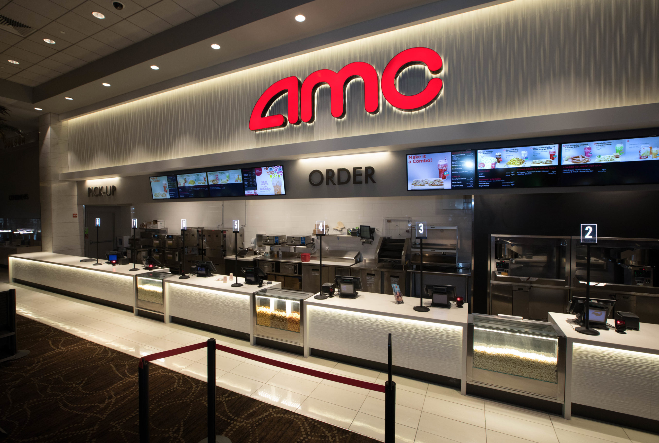 AMC Lincoln Square, Post-Construction Photography