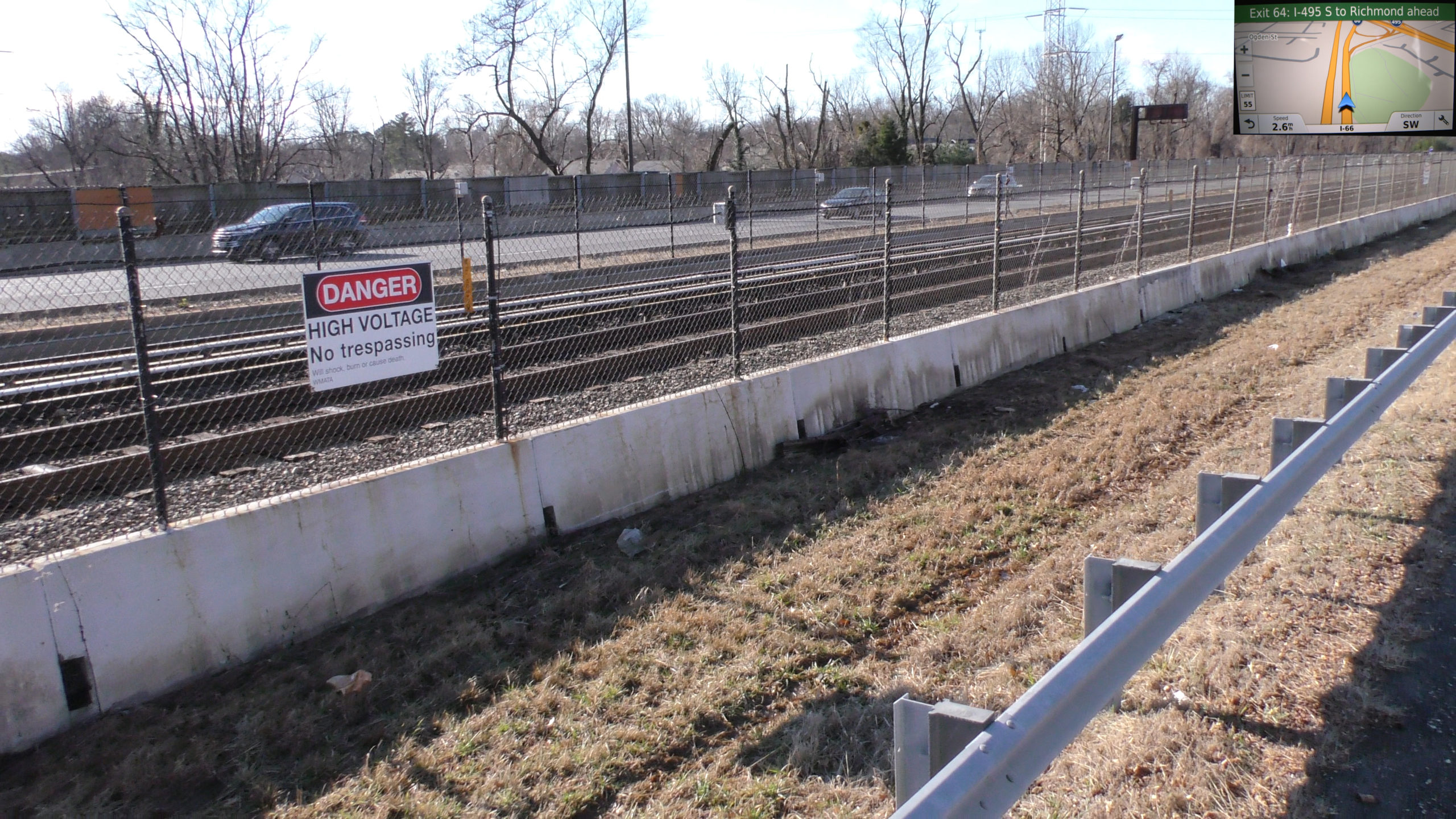 Tysons to Idylwood Transmission Line Project, Pre-Construction Photo and Video – January 2020