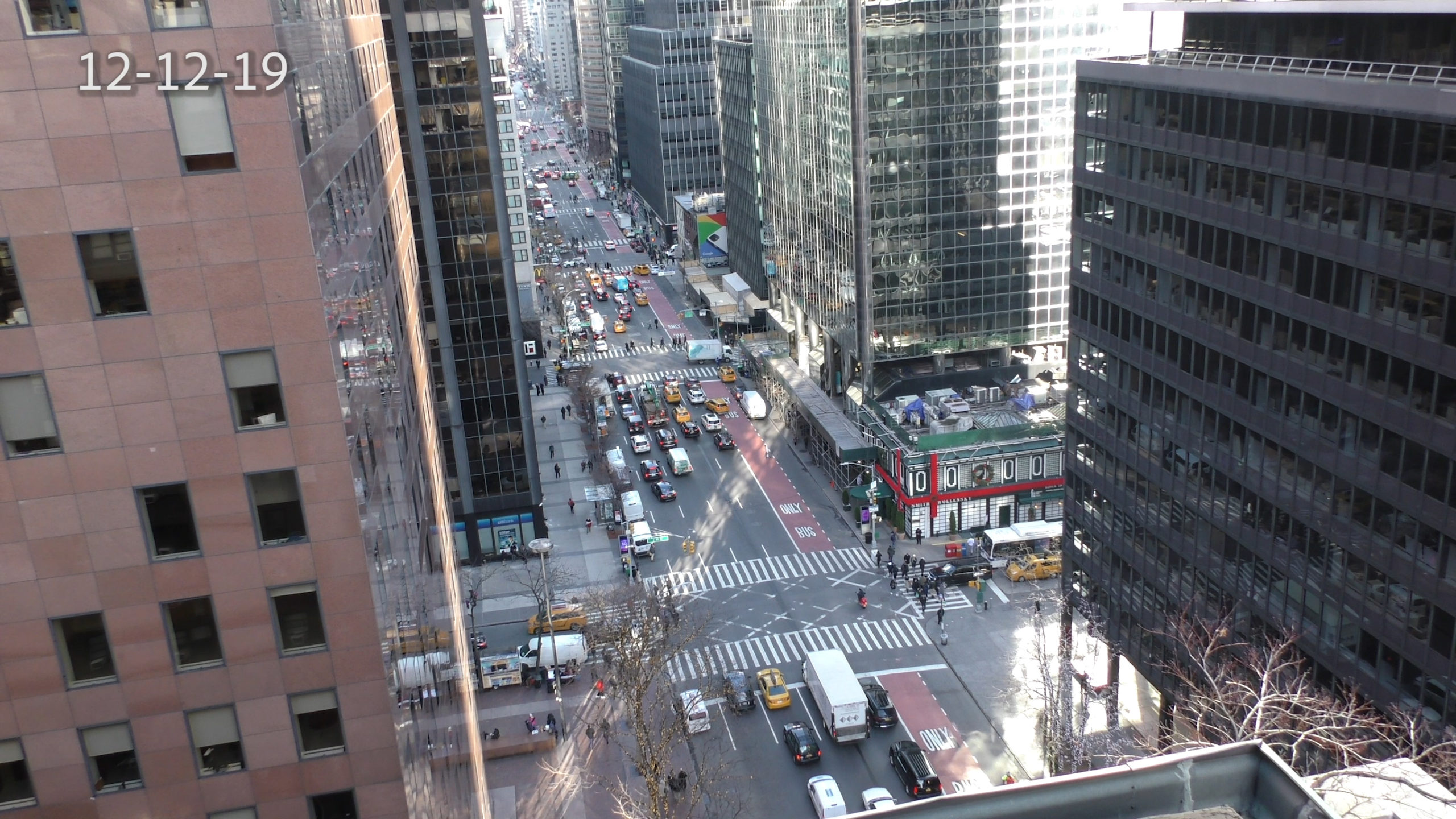 Buchanan Building New York City Pre-Construction Video