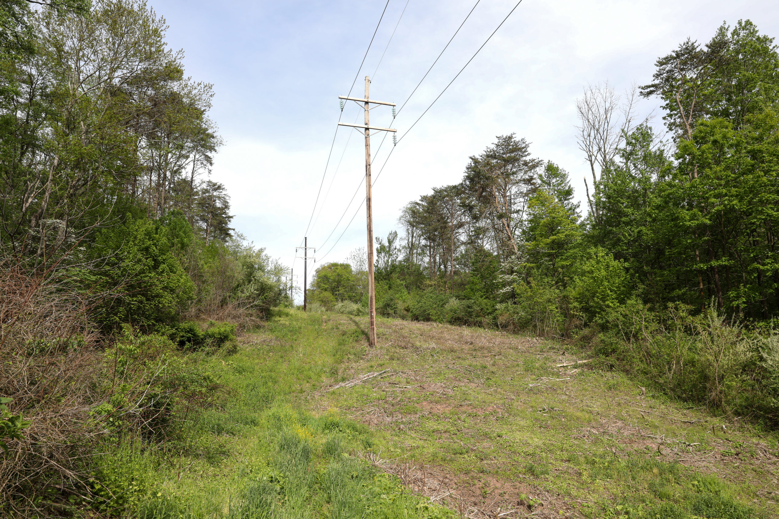 Transmission Line Replacement, Pre-Construction Video and Photography – May 2020
