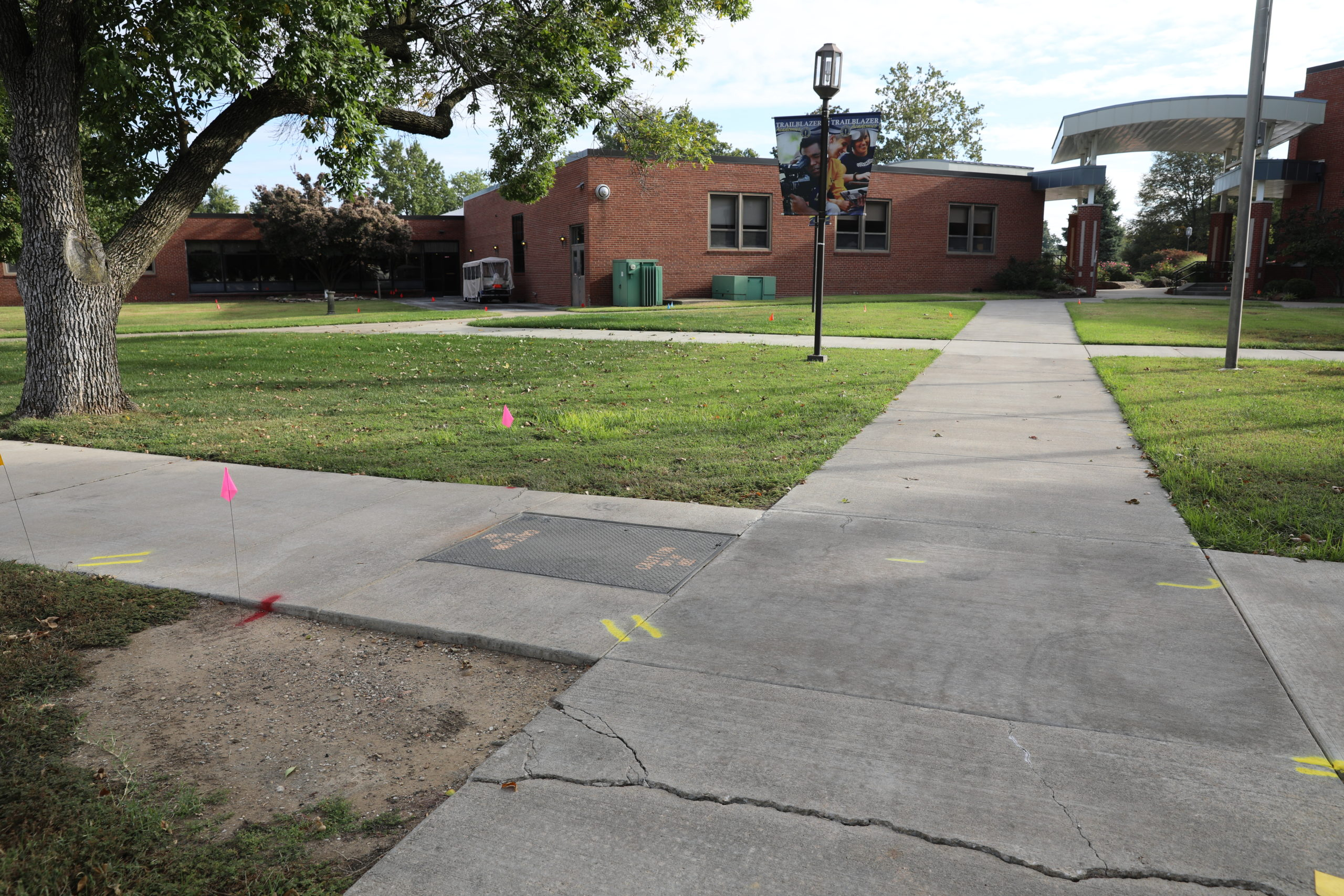 Vincennes University Electrical Grid Upgrades, Pre-Construction Photography and Video – September 2020