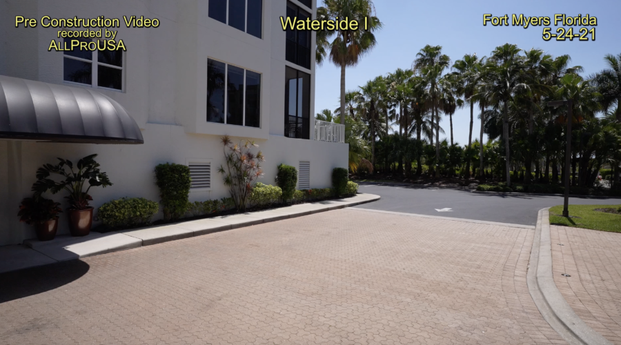 Fort Meyers, Lee County, Florida, Pre Construction Video
